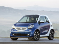 Smart Fortwo 1.0 52kW -  - 207,00 p/m
