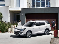 SsangYong XLV 1.6exgi crystal 2wd -  - 346,00 p/m